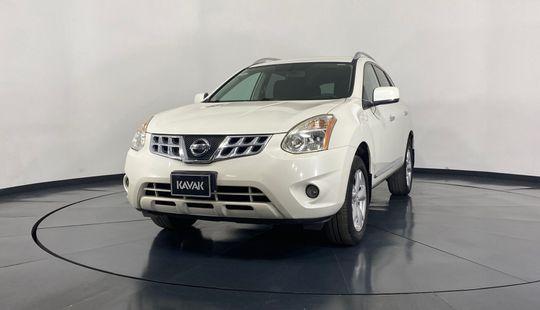 Nissan Rogue Sense-2014
