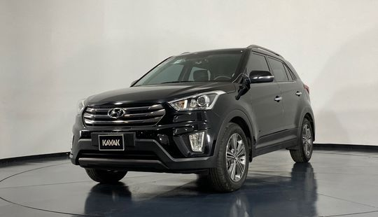 Hyundai Creta Limited-2017