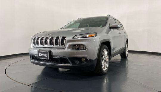 Jeep Cherokee Limited Premium-2014