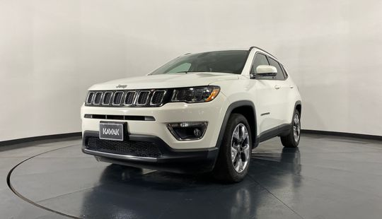 Jeep Compass Limited-2019