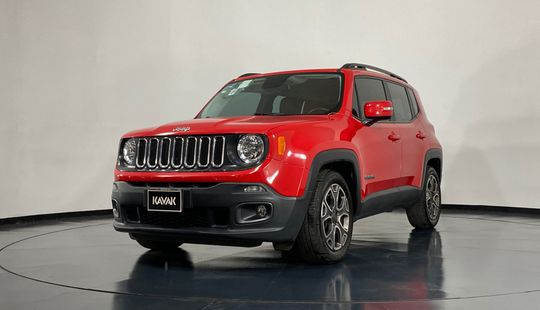 Jeep Renegade Latitude-2018