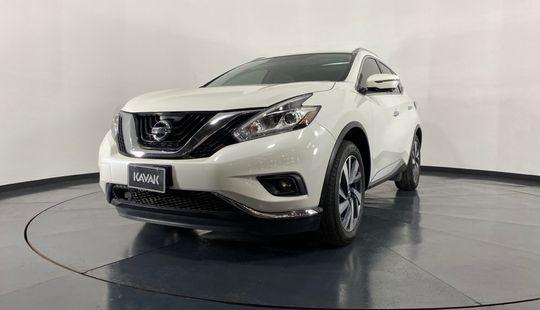 Nissan Murano Exclusive-2019