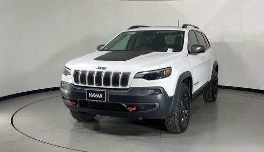 Jeep Cherokee Trailhawk-2019