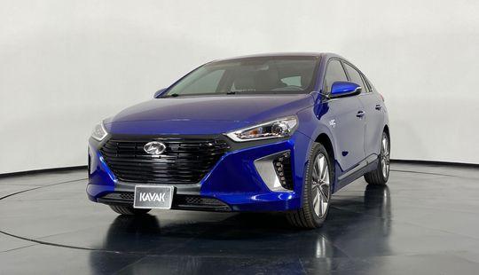 Hyundai Ioniq GLS Limited Híbrido-2019