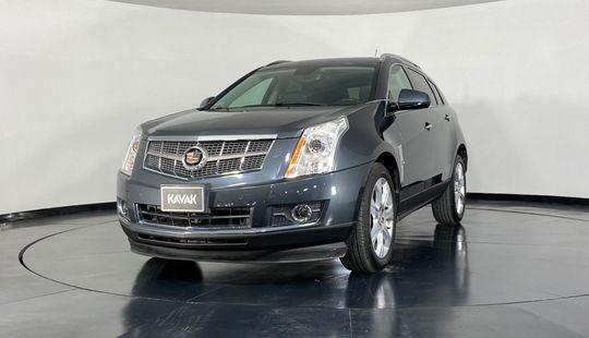 Cadillac SRX Premium-2010