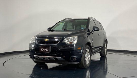 Chevrolet Captiva Sport LT  (Cambio de línea)-2011