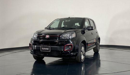 Fiat Uno Hatch Back Sporting-2018
