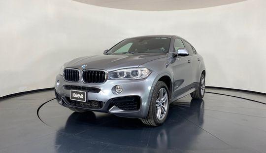 BMW X6 35i Extravagance-2016