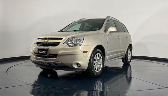 Chevrolet Captiva Sport LT  (Línea anterior)-2012