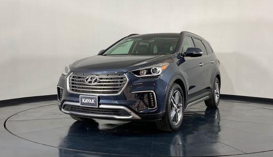 Hyundai Santa Fe Limited-2018