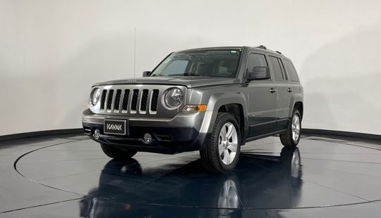 Jeep Patriot Limited-2012