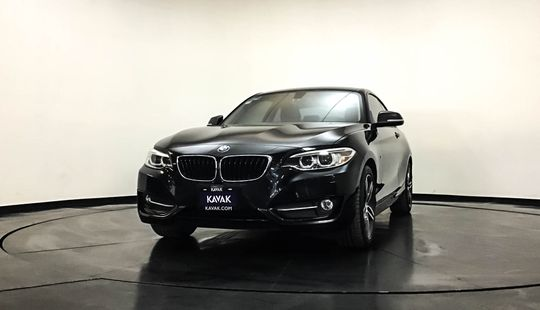 BMW Serie 2 220i Sport Line Coupé 2017