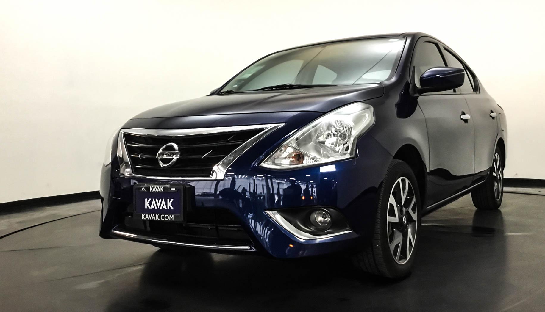 Nissan Versa 2018 13328 18106 Km Precio 212999