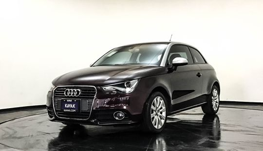 Audi A1 Hatch Back Union Square 2012