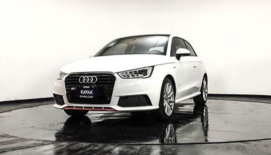 Audi A1 Hatch Back  S Line-2016