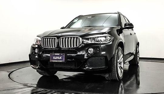 BMW X5 50i M Sport 2017