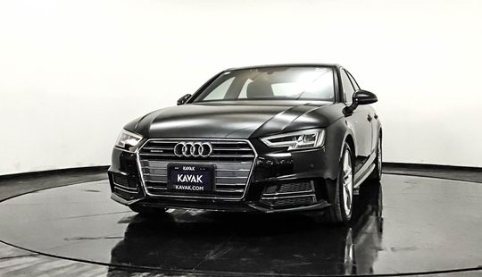 Audi A4 S Line Quattro 2017