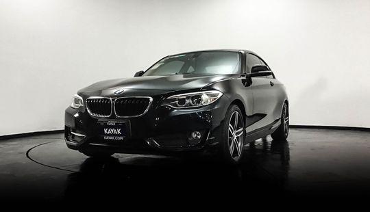 BMW Serie 2 220i Sport Line Coupé 2015