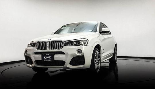 BMW X4 35i M Sport 2015