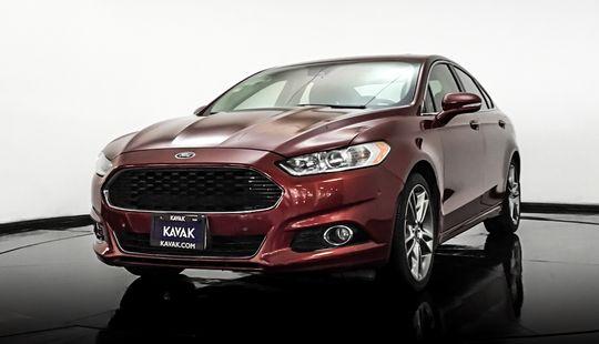 Ford Fusion Titanium Plus 2015