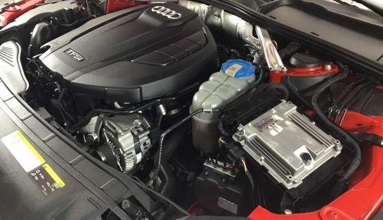 Audi A4 Select 2.0T 2017