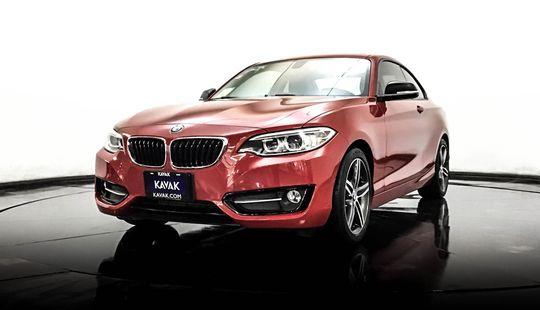 BMW Serie 2 220i Sport Line Coupé 2016
