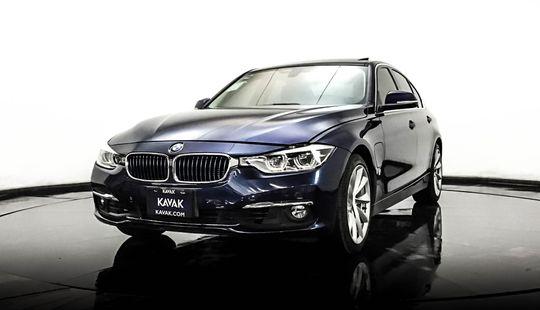 BMW Serie 3 330e Luxury Line Híbrido 2017