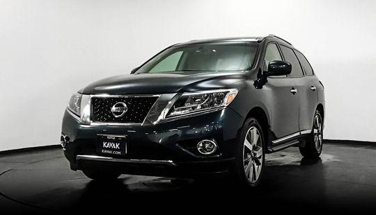 Nissan Pathfinder Exclusive 2013