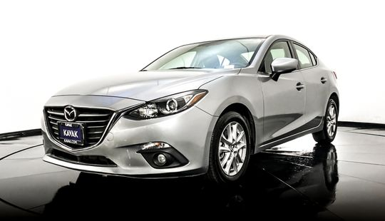 Mazda 3 S 2015