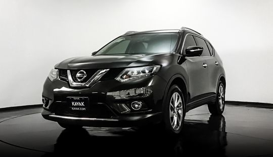 Nissan X Trail Exclusive 2015
