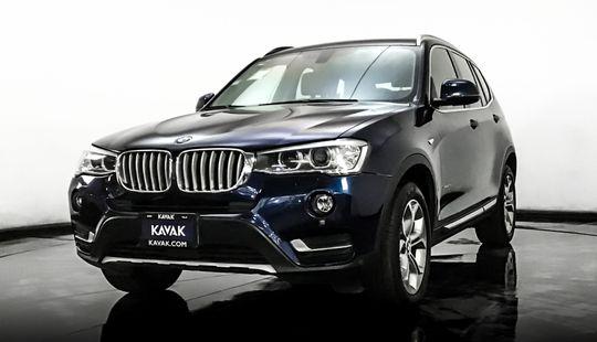 BMW X3 28i X Line 2016