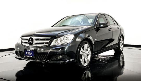 Mercedes Benz Clase C C200 CGI Exclusive 2012