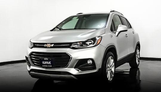 Chevrolet Trax Premier (Cambio de línea) 2017