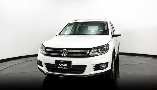 Volkswagen Tiguan Track y Fun 4-motion
