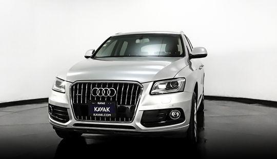 Audi Q5 Quattro Luxury 2014