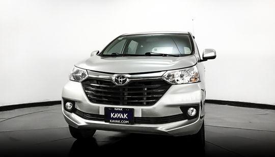 Toyota Avanza XLE