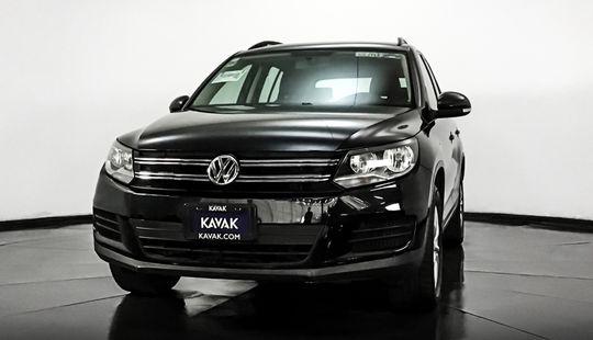 Volkswagen Tiguan Sport y Style 2015