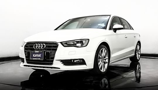 Audi A3 Attraction Plus 2015