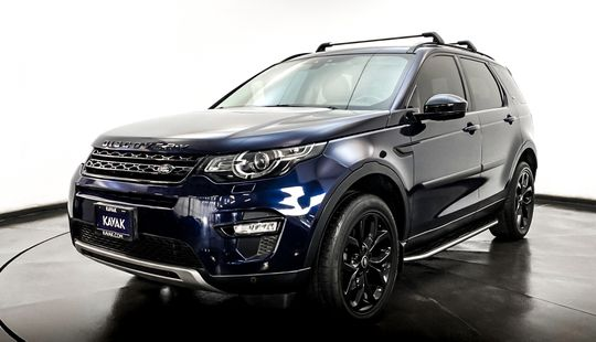 Land Rover Discovery Sport HSE Luxury-2015