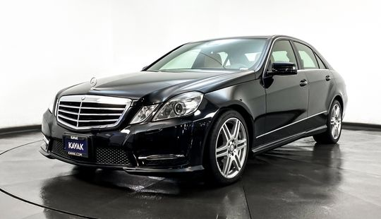 Mercedes Benz Clase E E350 CGI Avantgarde-2013