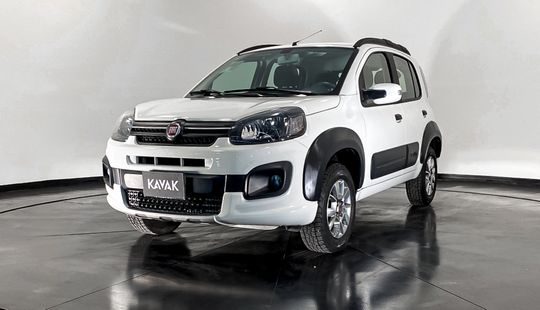 Fiat Uno Hatch Back Way-2019