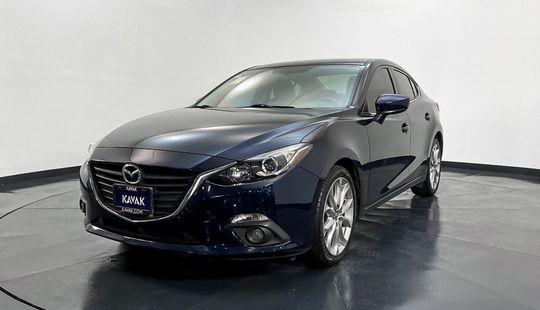 Mazda 3 s TA