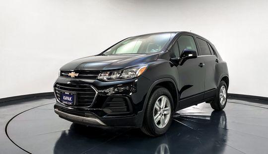 Chevrolet Trax LT (Cambio de línea) 2017