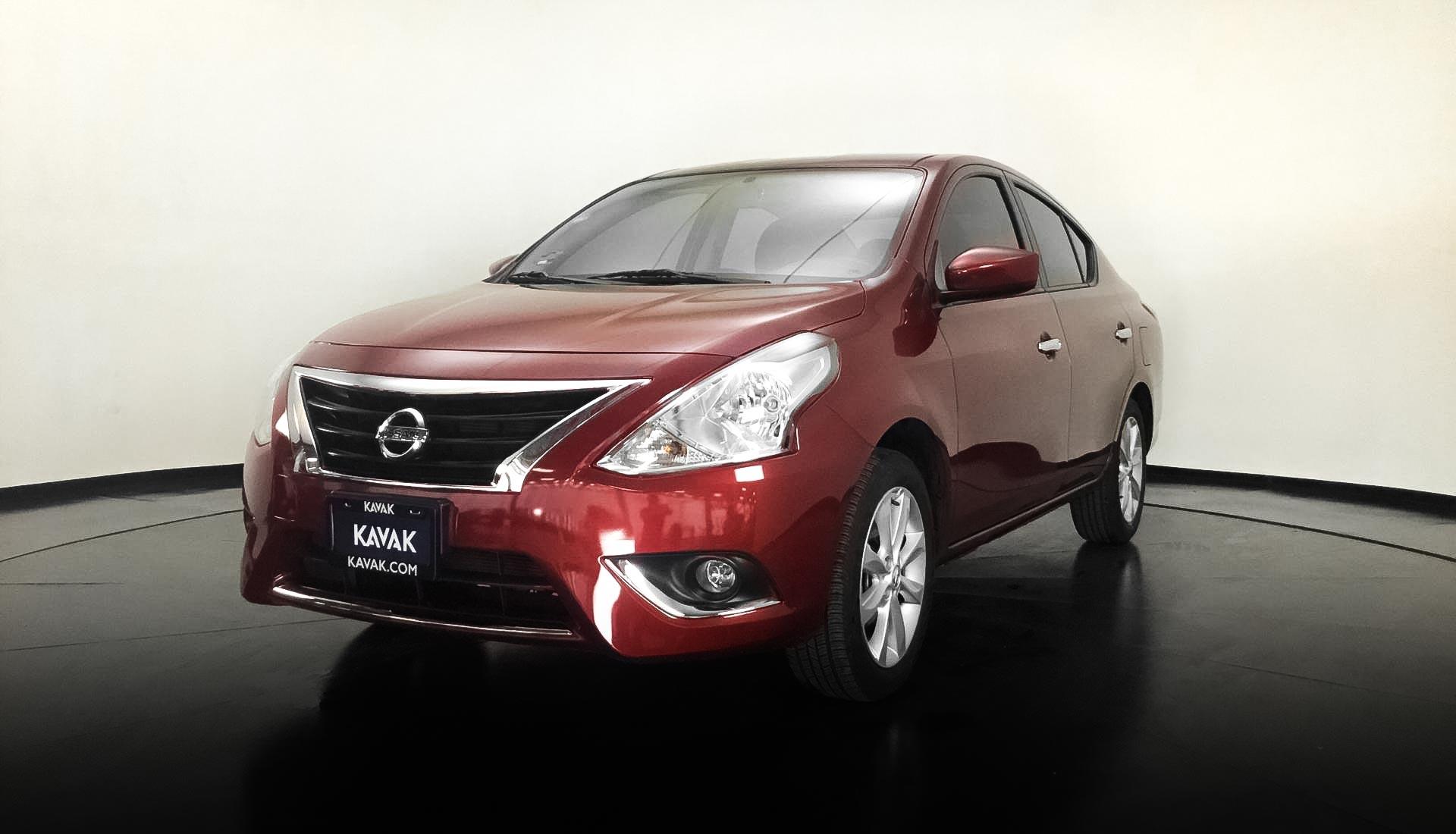 Nissan Versa 2018 2435 16139 Km Precio 194999