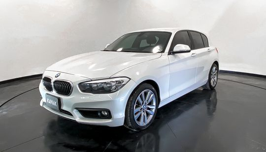 BMW Serie 1 Hatch Back 120i Básico 2017