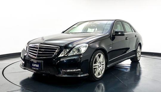 Mercedes Benz Clase E E350 CGI Avantgarde-2012