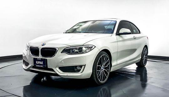 BMW Serie 2 220i Coupé 2016