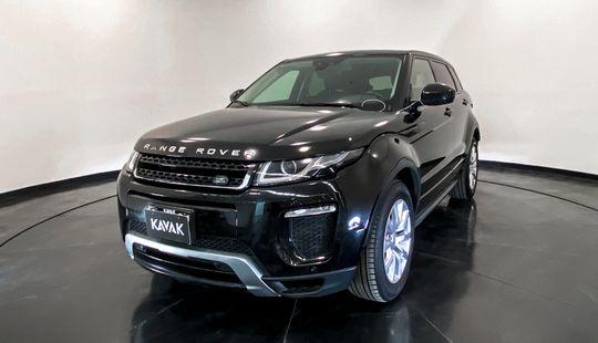 Land Rover Range Rover Evoque SE Dynamic-2016
