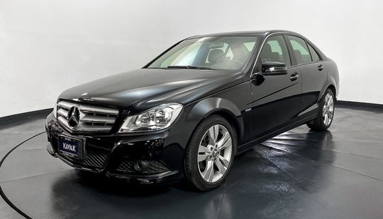 Mercedes Benz Clase C C200 CGI Exclusive