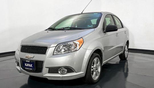 Chevrolet Aveo LTZ (Línea anterior) (Línea anterior)